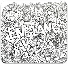 Doodles 24 Coloring Page