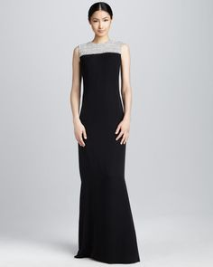 Raoul: Belle Beaded Gown - Neiman Marcus