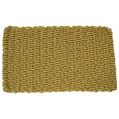 Cape Cod Cactus Doormat Size - Deck Doormat-40L x 22W inches by Cape Cod Doormats. $76.99. Quick-drying and stain-resistant. Reversible. Traps dirt, sand, and snow. Choice of sizes. Sage and evergreen, 100% polypropylene. With its sage background and evergreen specs, the Cape Cod Cactus Doormat can be used at a front or rear entry. Made of durable polypropylene, this doormat is stain-resistant and quick-drying, making it ideal for any home. The choice of sizes accommodat...