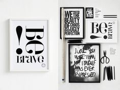 Nice black and white quotes