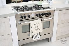 Yes please!! Give me a big gas cooktop and a double oven, and I'll be cooking for sure!