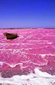 Sama Africa info sur le pays du soleil: Lago Rosa