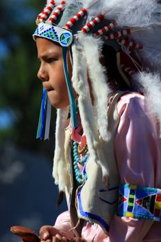 Crow Fair by Brenda. Native American Dress, Native American Children, Native American Regalia, Native American Beauty, Native American Artifacts, Native American History, Native American Spirituality, Crow Indians, Walk In The Spirit
