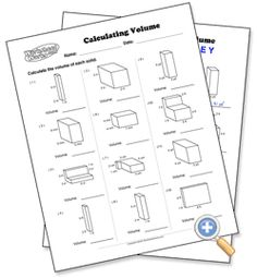 Area Sheet 6, a math area worksheet on the area of