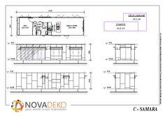 Floor Plan & Footprint  www.novadeko.com.au