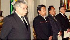 El Presidente Morales prohibió a sus embajadores tener opinión personal. Les dijo que no son librepensadores, ¿la orden vale también para él? ¿Recibirán un manual que diga lo que deben o no declarar? ¿Qué deben pensar o no? ¿La Libertad de pensamiento les está vedada?    Para mayor información: http://www.erbol.com.bo/noticia.php?identificador=2147483967568