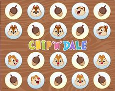 Image of Dale and 001 chip