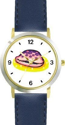 Seashell or Sea Shell No.2 Animal - WATCHBUDDY® DELUXE TWO-TONE THEME WATCH - Arabic Numbers - Blue Leather Strap-Size-Children's Size-Small ( Boy's Size & Girl's Size ) WatchBuddy. $49.95. Save 38%!