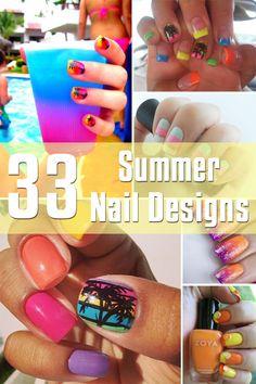 33 Summer Nail Designs | Nail Design Gallery