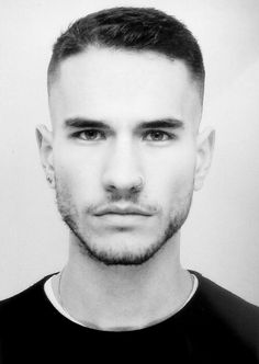mens hairstyles with beard Mens Hairstyles Fade, Hairstyles Haircuts, Haircuts For Men, Trendy Hairstyles, Hair And Beard Styles, Curly Hair Styles, High And Tight Haircut, Fade Haircut, Hair Today