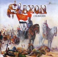 Great Album Cover from Saxon
