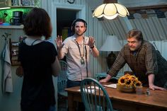 "Remember The Totally Rad Show and ""VS.""? We do! ...and we're happy to send our congratulations to Dan Trachtenberg on his debut feature film this weekend: 10 Cloverfield Lane. All of us at Flickchart wish him the best of luck with this movie and many more to come."
