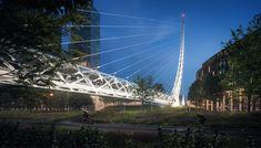 Galería de Santiago Calatrava diseña un megaproyecto de £1.000 millones en Londres - 3