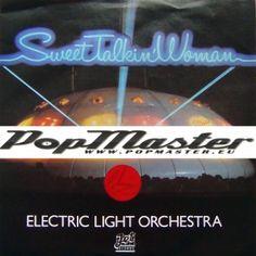 Electric Light Orchestra  Sweet Talkin' Woman S JET 121 Purple Vinyl