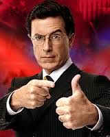 Conservative Musings: We Have Not Watched Colbert Since His First Show