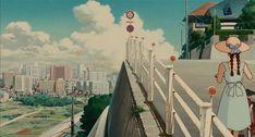 Whisper of the Heart - dir. Studio Ghibli Art, Studio Ghibli Movies, Animes Wallpapers, Cute Wallpapers, Yoshifumi Kondo, Secret World Of Arrietty, Japanese Animated Movies, Posca Art, Manga Cute