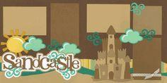 Sandcastle Page Kit