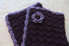 Crochet Baby Blanket - Baby Girl Blanket