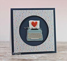 July 2014 typewriter by kolling143, via Flickr