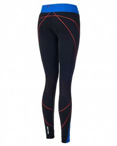 Bodymap Thermal Run Tights | leggings | Sweaty Betty
