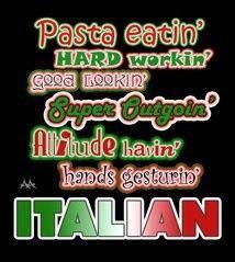 #Italians!
