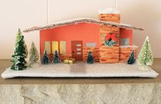 You searched for roman brick - Retro Renovation Christmas Post, Modern Christmas, Retro Christmas, Christmas Houses, Christmas Bells, Christmas Ideas, Christmas Tables, Purple Christmas, Coastal Christmas