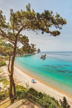 paradise - Kokkari beach
