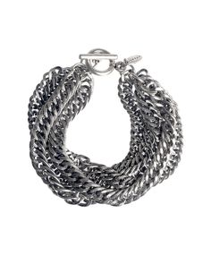 Mixed Chain Bracelet - Jigsaw Womens Accessories, Jewellery