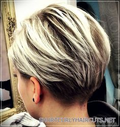 6 Alluring Short Haircuts For Thick Hair - Short and Curly Haircuts