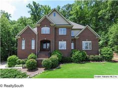 150 Middle Ridge Dr, Springville, AL 35146 - gorgeous exterior of home for sale in Springville's Middle Ridge