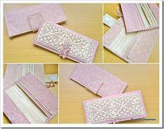 carteiras de tecido - molde em pdf