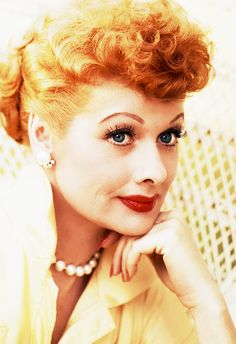 Lucille Ball.....I like this pic