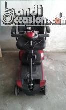scooter électrique mini 4 roues indépendanc...