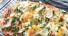 15 Homemade Pizza Recipes that take better at home! Real Simple Magazine rocks!