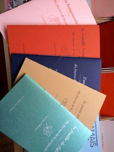 Recipe booklets Les Editions de L'Épure