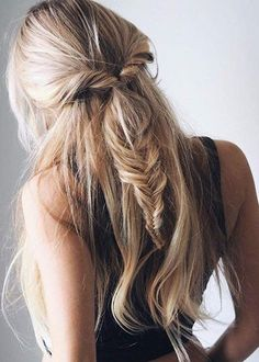 Half up Braid Hairstyles 2017 When You're Just not Feeling as Creative as Your Usual Self