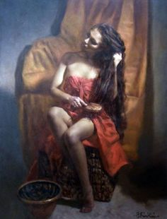 Red Swan by Hamish Blakely Available from Westover Gallery £13200