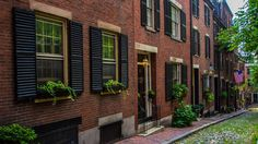 1. Beacon HillBoston, MABetween the red brick sidewalks, the classic Georgian architecture, and the ... - Flickr/Kevin Jarrett