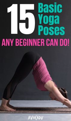 Interested in trying out yoga? These 15 basic yoga poses are perfect to start with. Interested in trying out yoga? These 15 basic yoga poses are perfect to start with. They are gentle, calm, and will make any beginner feel amazing! Quick Weight Loss Tips, Weight Loss Help, Yoga For Weight Loss, Ways To Lose Weight, Losing Weight, Reduce Weight, Basic Yoga Poses, Yoga Tips, Yoga Poses For Beginners