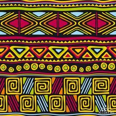 African stock photos and royalty-free images, vectors and illustrations Zentangle Patterns, Textile Patterns, Tribal Art, Tribal Prints, Pattern Art, Pattern Design, Afrique Art, African Art Paintings, African Theme