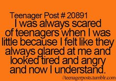 Not a teenager any more but I can relate. Funny Relatable Memes, Funny Quotes, Relatable Posts, Funny Teenager Quotes, Quotes Quotes, Funny Teen Posts, Teenager Posts Lol, Teen Life, Les Sentiments