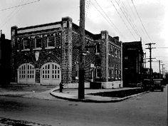 Fire Station No. 7, 1921