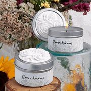 Everything comes up roses in spring and summer, and now your special day can as well. With the Rose Ancienne Collection Scented candle tin favors, you and your guests can bask in a beautiful fragrance. Baby Shower Candle Favors, Candle Wedding Favors, Wedding Favor Boxes, Personalized Wedding Favors, Wedding Party Favors, Bridal Shower Favors, Shower Gifts, Tin Candles, White Candles