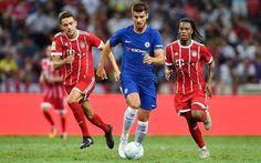 OLE777 Sports – Chelsea kalah dengan skor 3-2 atas klub asal Jerman itu di National Stadium, Singapura, Selasa (25/7) malam