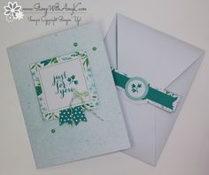 My Pocket Full of Cheer Paper Pumpkin Kit arrived a few days ago and I'm sharing it with you today. Be sure to peek at the bottom of this post for more details about a free stamp set that wi…