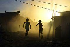 Disadvantaged Children - Photography by Thomas Tham - 121Clicks.com