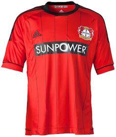Bayer 04 Leverkusen - 2012 - uniforme 1 - football, futebol, club, clube, soccer, calcio, alemanha, gemany Fußball Deutschland shirt