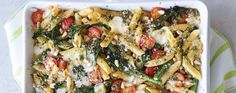 Tenderstem-and-pesto-pasta