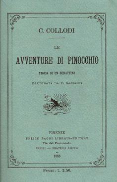 le avventure di Pinocchio...
