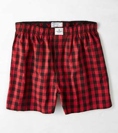 AEO Heritage Plaid Boxer - 2 for $22